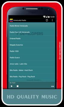 Venezuela Radio screenshot 1