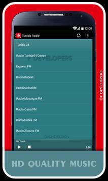Tunisia Radio apk screenshot