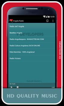 Angola Radio apk screenshot