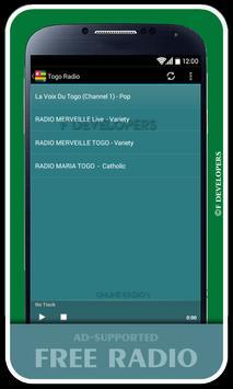 Togo Radio apk screenshot