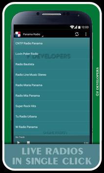 Panama Radio apk screenshot