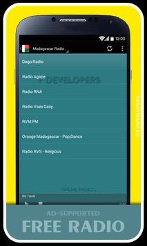 Madagascar Radio apk screenshot