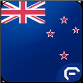 New Zealand Radio icon