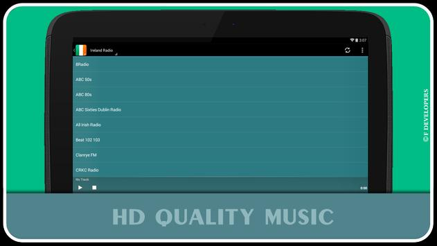Ireland Radio screenshot 3