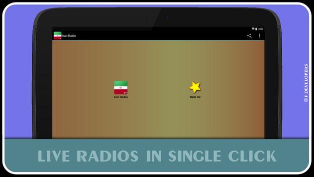 Iran Radio apk screenshot