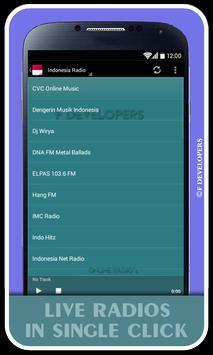 Indonesia Radio apk screenshot
