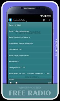 Guatemala Radio apk screenshot