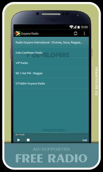 Guyana Radio apk screenshot