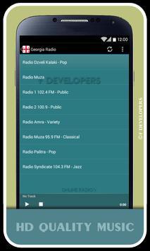 Georgia Radio apk screenshot