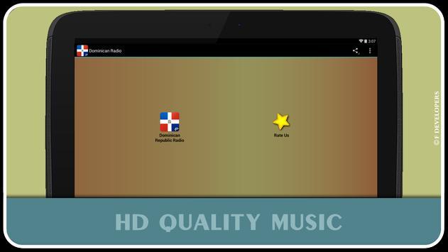 Dominican Republic radio screenshot 2