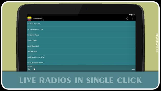 Ecuador Radio screenshot 3