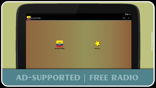 Ecuador Radio screenshot 2