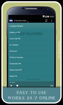 El Salvador Radio apk screenshot