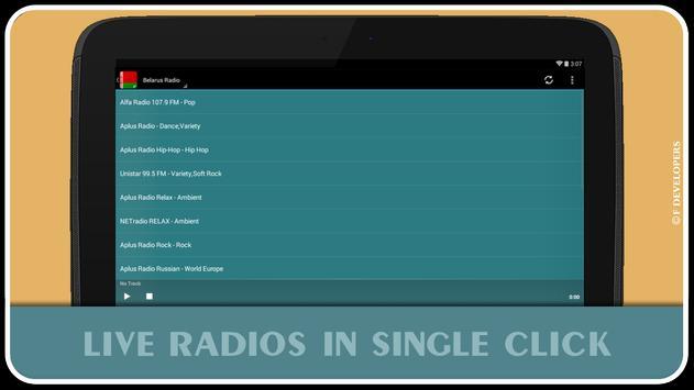 Belarus Radio screenshot 3