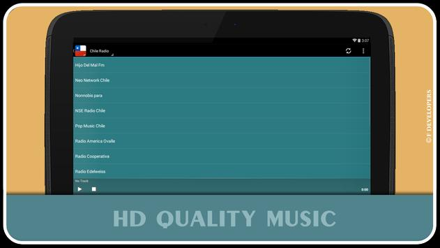 Chile Radio apk screenshot