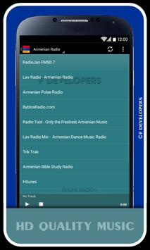 Armenian Radio apk screenshot