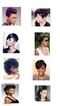 African Hairstyles & MakeUp apk screenshot