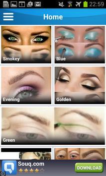 Eye Make Up screenshot 5