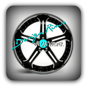 Design Rims - On Car Viewer icon