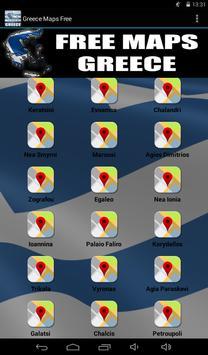 Greece Maps Free screenshot 4
