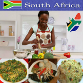 South African Food Recipes icon