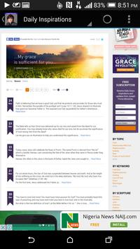 Joseph Prince Devotions apk screenshot