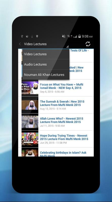Download free islamic video lectures
