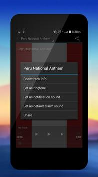 Peru National Anthem screenshot 1