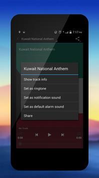 Kuwait National Anthem apk screenshot