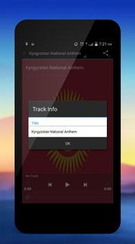 Kyrgyzstan National Anthem apk screenshot