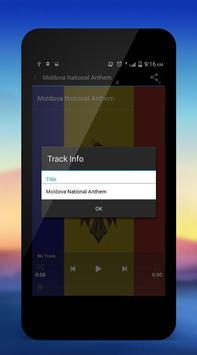 Moldova National Anthem apk screenshot