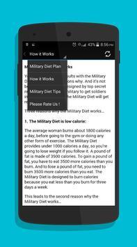 Military Diet screenshot 2
