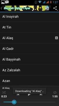 Al-Quran Listen Mp3 screenshot 4