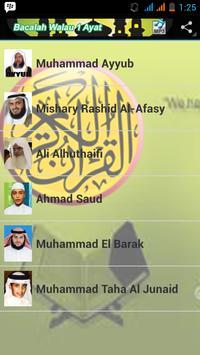 Al-Quran Listen Mp3 poster