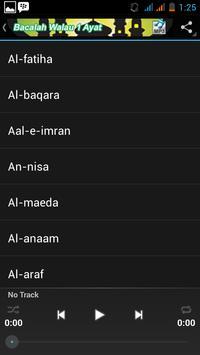 Al-Quran Listen Mp3 screenshot 1