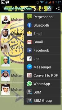 Al-Quran Listen Mp3 screenshot 3