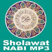 Sholawat Nabi Lengkap MP3-icoon