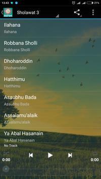 Sholawat Nabi Lengkap MP3 screenshot 3