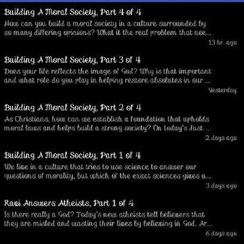 Perry Stone Ministries Devotional screenshot 3