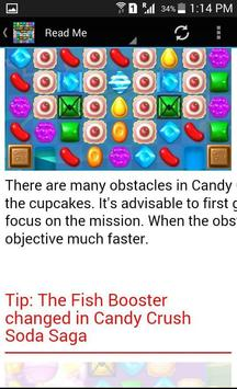 Guide for Candy Crush Soda poster