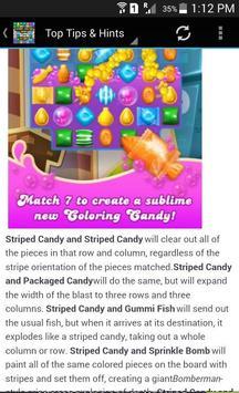 Guide for Candy Crush Soda screenshot 1