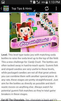 Guide for Candy Crush Soda screenshot 2