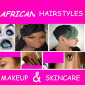 Hairstyles,Makeup & Skincare icon
