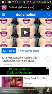 Hairstyles,Makeup & Skincare apk screenshot