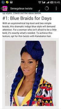 Hairstyles,Makeup & Skincare apk screenshot