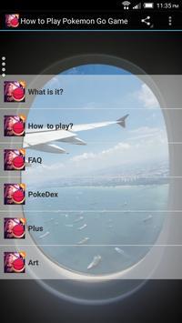 How To Play Pokemon Go Game screenshot 1