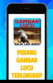 Perang Gambar Lucu Update Baru poster