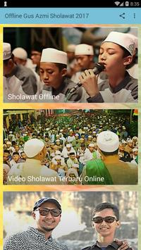 Offline Gus Azmi Sholawat Syubbanul Muslimin Baru poster