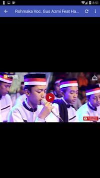 Offline Gus Azmi Sholawat Syubbanul Muslimin Baru screenshot 10