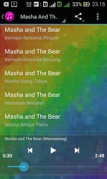 Kumpulan Lagu Film Masha and The Bear screenshot 3